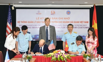 usaid helps vietnam improve capacity of customs officials