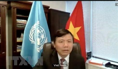 vietnam backs tackling terrorist challenges in syria on basis of intl laws