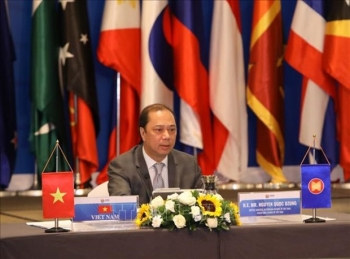 ASEAN Regional Forum SOM: Complex developments and incidents in East Sea spark concerns