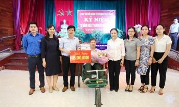 vufo gifts usd 1500 to revolution contributors