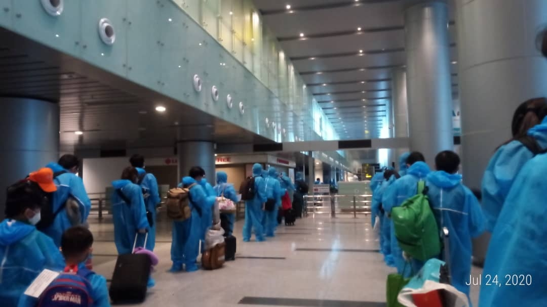 over 200 workers in uzbekistan to be brought home soon