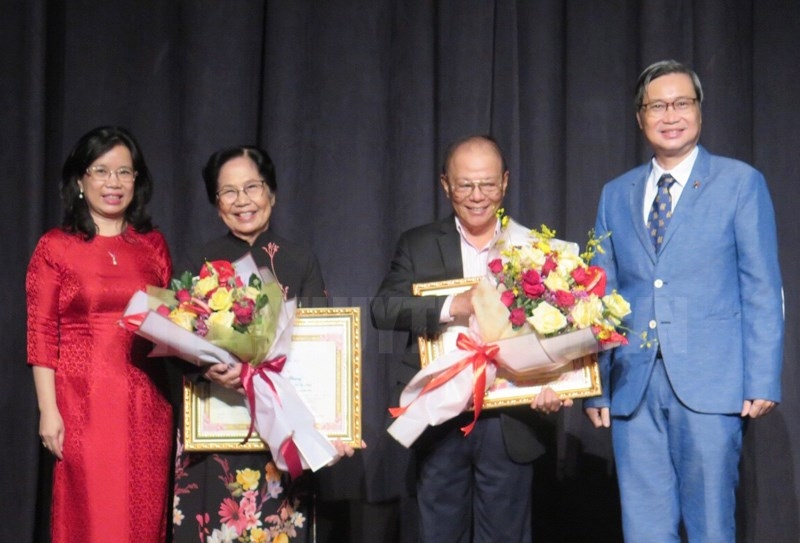 vietnam us mark 25th anniversary of diplomatic ties in hcmc