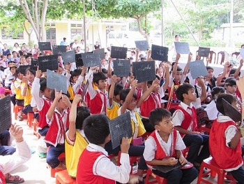 child labour in hochiminh city is supported for prevention and reduction