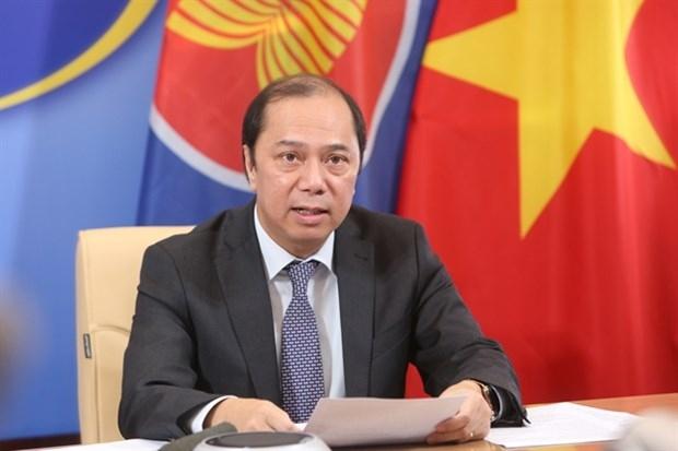 Deputy FM: Vietnam enjoys great benefit from ASEAN membership