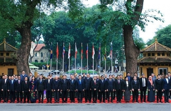 vietnams 25 years of asean membership joining hands for a cohesive and responsive community