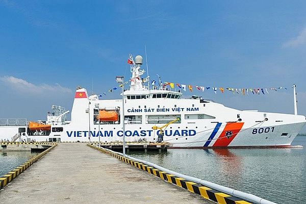 Japan supports Vietnam Coast Guard to build six patrol vessels