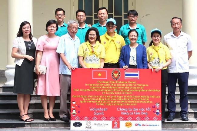 Ambassador hails volunteerism in Vietnam - Thailand friendship