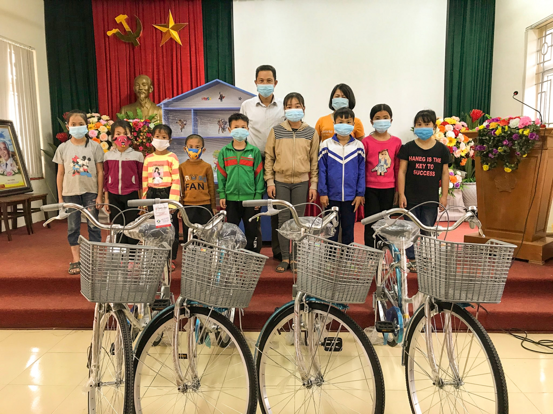Foreign Organisations Steps Up Activities to Protect Children amid Pandemic, Disasters