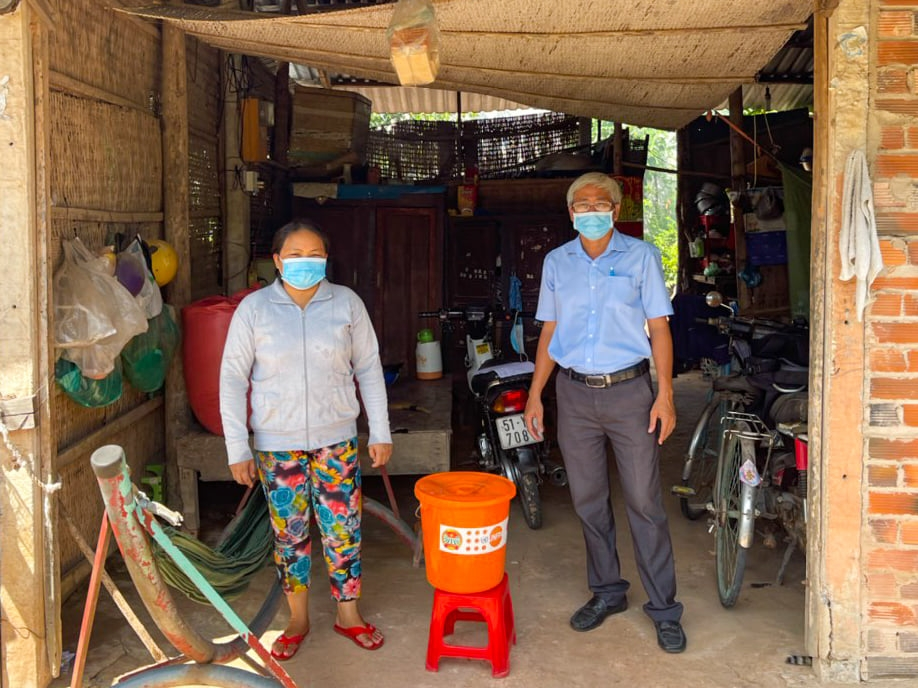 Assistance Pours in for Ho Chi Minh City Hotspot