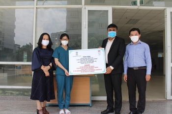 HUFO, Indian Consulate General Aid Ho Chi Minh City's Quarantine Facilities