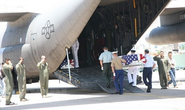 Vietnam Hands Over 155th Remains of US Missing Servicemen amist Covid-19