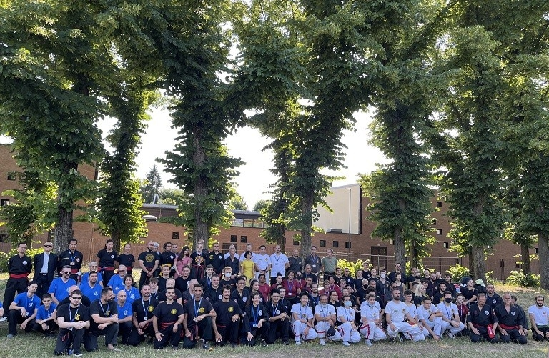 Vietnam Traditional Martial Arts Federation Established in Italy