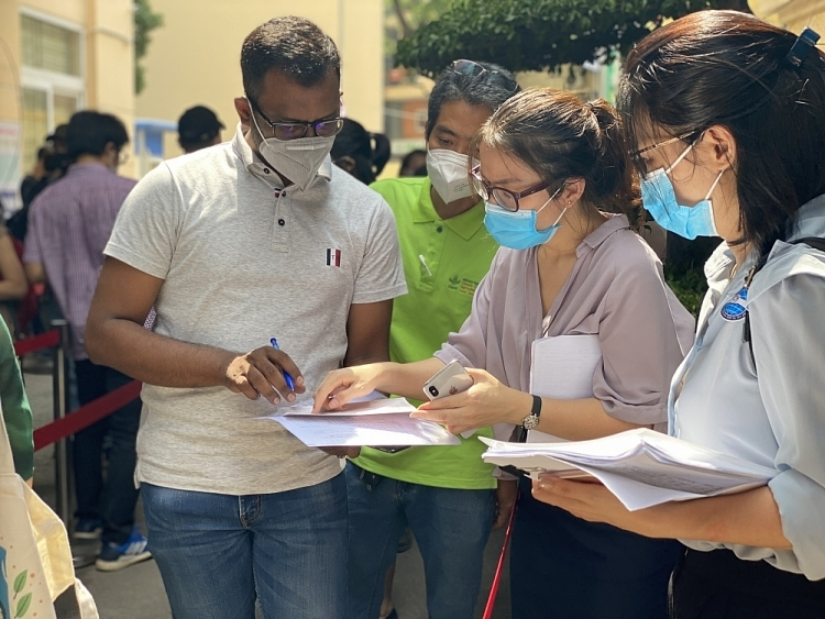 Over 1,000 NGOs Officials and Employees Vaccinated