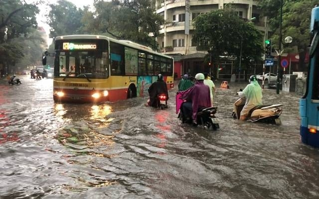 Belgium transfers flooding forecast technology to Hanoi