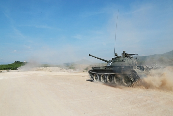 Tank Contingent to Set Off for 2021 Army Games