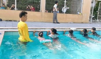A Safe, Swimmingly Summer in Quang Tri