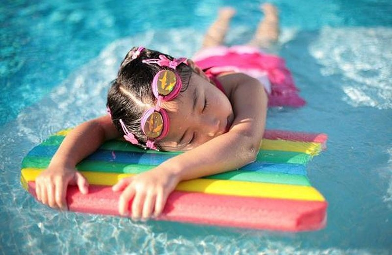 What is 'dry drowning' and why is it dangerous?