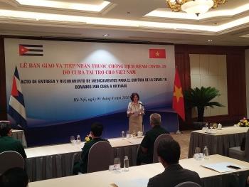 covid 19 battle cuba gifts drugs sends doctors to assist vietnam