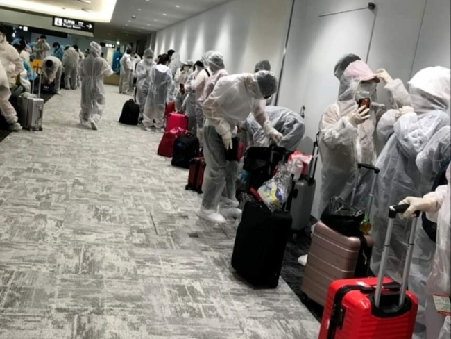 Citizens brought home safely from Japan; tenth COVID-19 related fatality reported