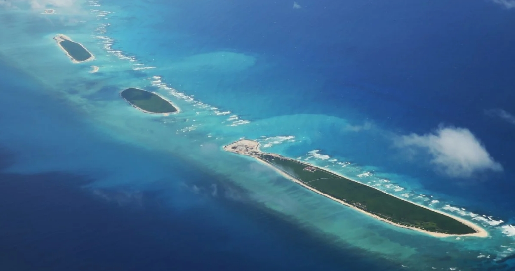 vietnam resolutely opposes chinese illegal moves in south china sea bien dong sea