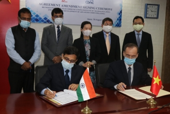india assists vietnam set up a centre for advanced it training