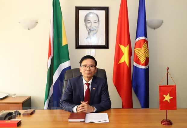 fostering the asean community ties with south africa