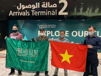 11th covid 19 related death confirmed in vietnam over 270 citizens return from saudi arabia and cyprus