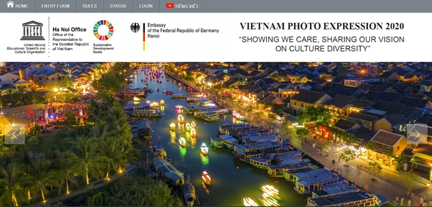 vietnam photo expression highlights cultural heritage and cultural creativity