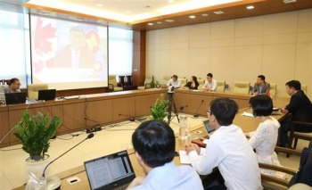 vietnam lauds canadas support to asean in covid 19 fight