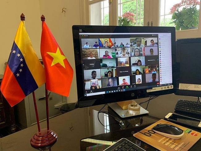 Vietnam, Venezuela seek to boost agricultural trade