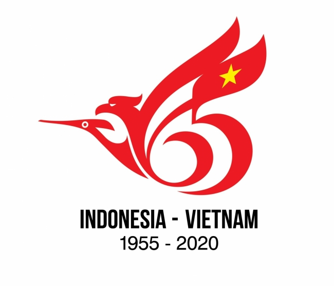 vietnamese citizen becomes winner of vietnam indonesia diplomatic logo contest