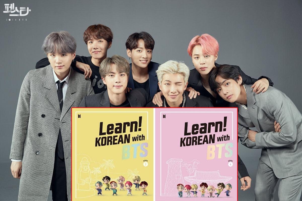 Learn Korean with K-pop sensation BTS