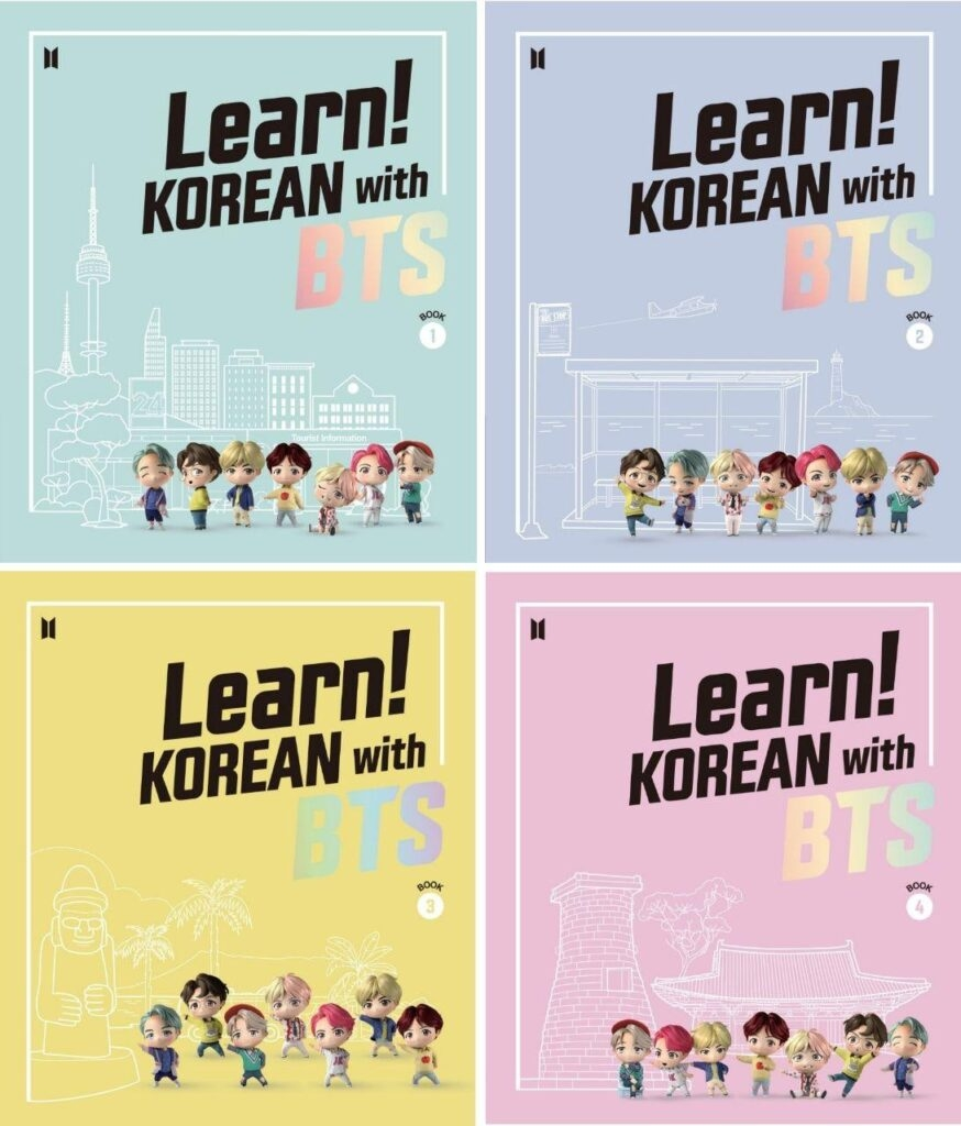 learn korean with k pop sensation bts