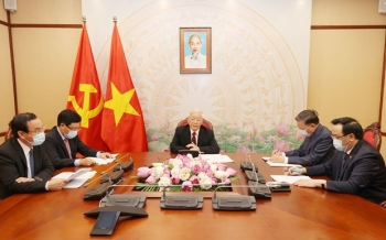 vietnam laos continue coordination in the covid 19 fight