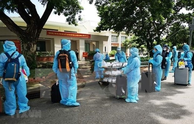 COVID 19 in Vietnam: Another 20 cases confirmed, nearly returning 600 citizens put under quarantine