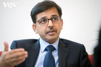 ambassador confident of stronger vietnam india partnership