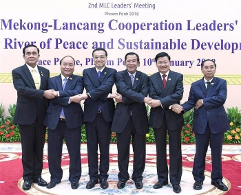 health cooperation covid 19 on top of list at mekong lancang cooperation summit