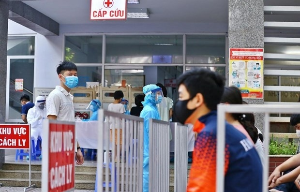 Experts leave as COVID 19 under control in Da Nang with only two new cases