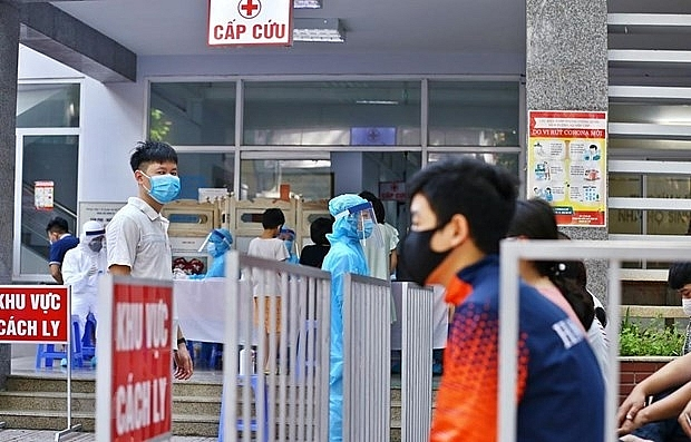 Experts leave as COVID-19 under control in Da Nang with only two new cases