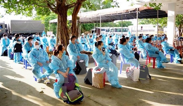 Vietnam reports slight increase in new COVID 19 cases
