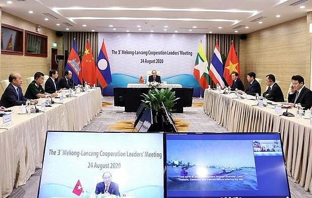 Mekong-Lancang Cooperation Leaders' Meeting on necessarily shared hydrological information