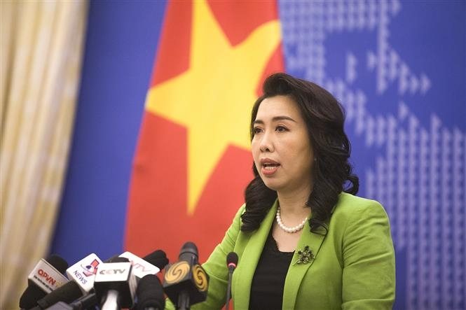 Vietnam again requests China respects its sovereignty over Hoang Sa