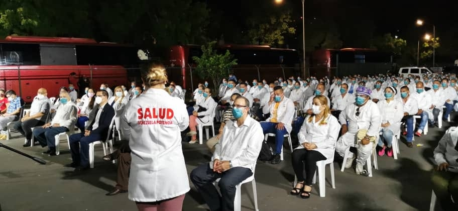 vietnams medical equipment and 20000 face masks arrive in venezuela to support covid 19 response
