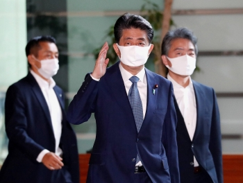 nhk japanese prime minister to resign due to health condition