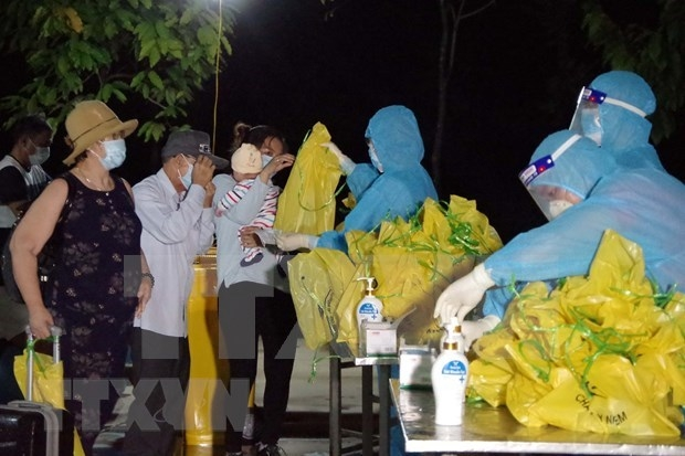 Over 570 Vietnamese citizens brought home on two days