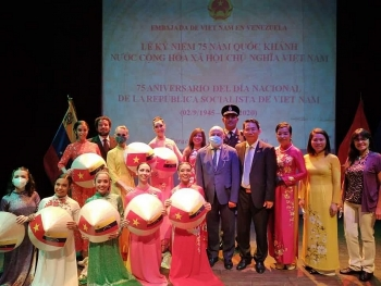 75th anniversary of vietnams national day marked in several countries
