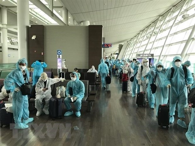 Four imported cases raise vietnam's covid 19 tally to 1,044