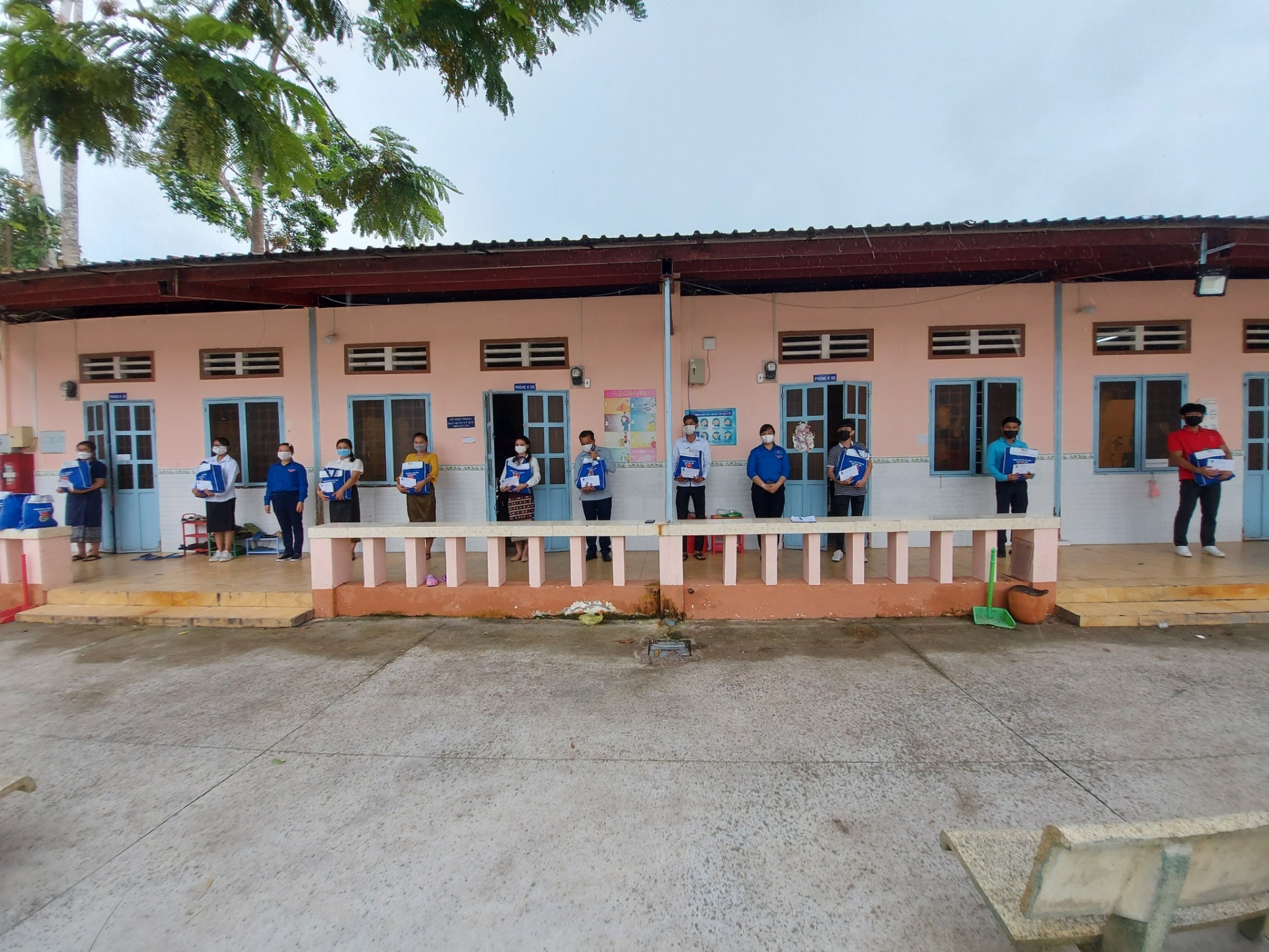 Foreign Students Adjust to Fresh Covid-19 Outbreak in Vietnam