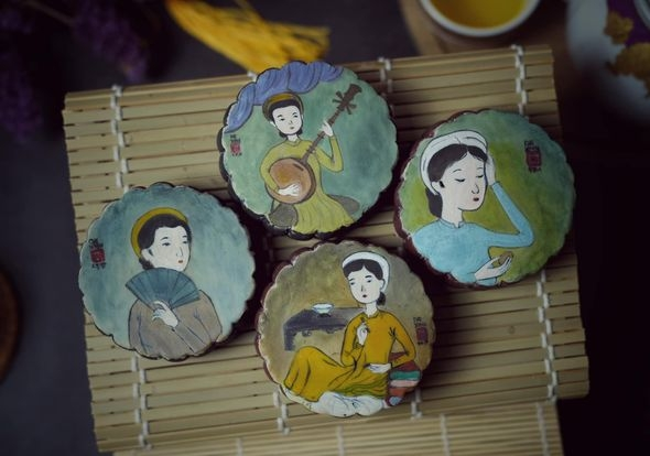 Lockdown Cooking: Feast Your Eyes on These Amazing Moon Cake
