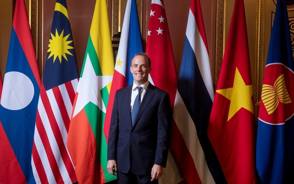 UK becomes Dialogue Partner of ASEAN